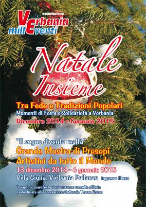 Natale Insime 2014 Tra Fede e Tradizioni Popolari a Verbania