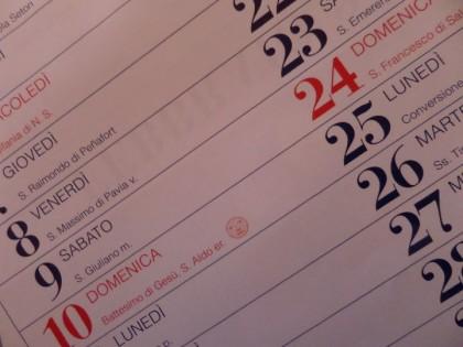 Calendario Giuliano Conversione.Calendari Verbania Milleventi