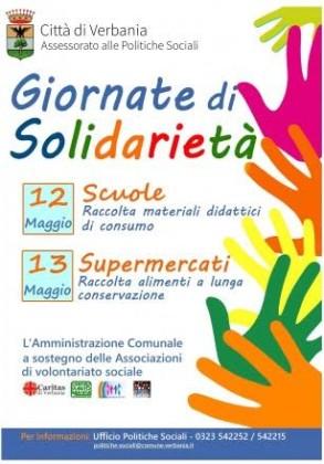 giornate solidarietà 17