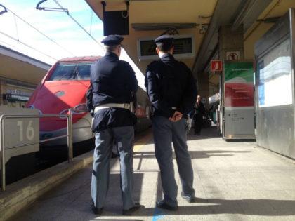 FERMATO DALLA POLIZIA IL DESTINATARIO DI UN ORDINE DI CARCERAZIONE