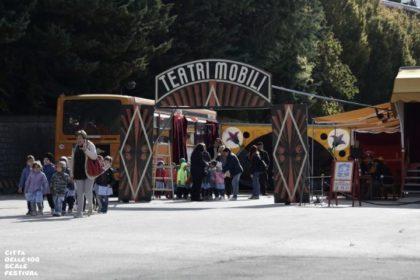 TEATRO MOBILE PER GRANDI E PICCOLI IN PIAZZA SAN VITTORE