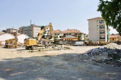 MULTA DI 70.000 EURO PER TRASPORTI DI MATERIALE IRREGOLARI RELATIVI AL CANTIERE DELLA NUOVA LIDL