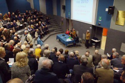 AL COBIANCHI IL RADUNO EX ALLIEVI DEI 130 ANNI