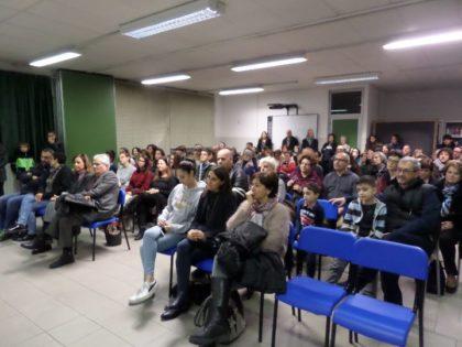 LA PRIMA NOTTE DEL LICEO CLASSICO AL CAVALIERI
