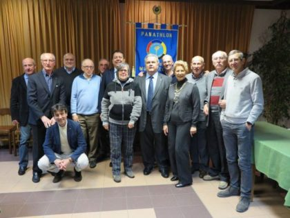 NUOVO CONSIGLIO PER IL PANATHLON CLUB MOTTARONE