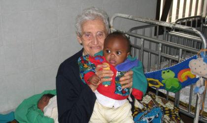 SI E' SPENTA A 91 ANNI IN TANZANIA MARIA TERESA SAGLIO, MISSIONARIA LAICA DI ORNAVASSO PER OLTRE MEZZO SECOLO IN AFRICA IN AIUTO A MALATI E BISOGNOSI