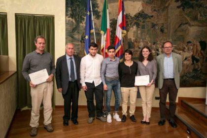STUDENTI DEL LICEO CAVALIERI PREMIATI AL CONCORSO DI STORIA CONTEMPORANEA DELLA REGIONE