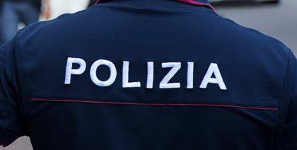 SANZIONATO UN AGENTE DI POLIZIA PER GUIDA SENZA CASCO