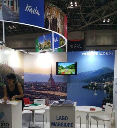 IL LAGO MAGGIORE A TOKIO, OSAKA, SEOUL