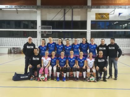 RIPRENDONO I CAMPIONATI DI VOLLEY
