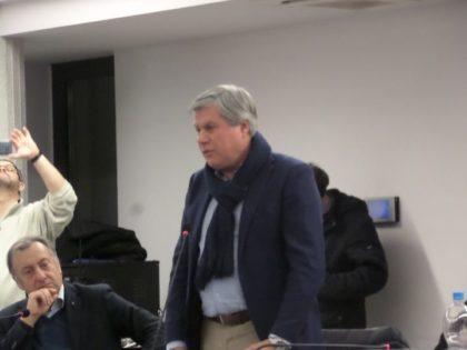 GRANDE ENTUSIASMO ALLA PRESENTAZIONE DI ALBERTELLA. LE PRIME DICHIARAZIONI DI INTENTI