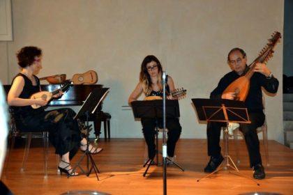 IL MANDOLINO BAROCCO NEL CONCERTO DI VERBANIA MUSICA