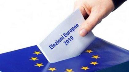 LA SCHEDA PER LE ELEZIONI EUROPEE E LE REGIONALI