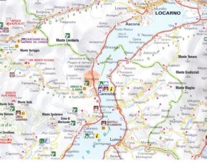 STATALE 34 CHIUSA AL TRAFFICO A CANNOBIO GIOVEDI 19 DALLE 8.15 ALLE 16