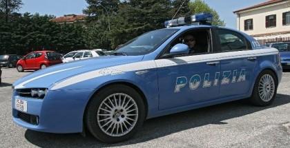 ARRESTATO DALLA POLIZIA A OMEGNA E CONDANNATO A 8 MESI UN LADRO D'AUTO