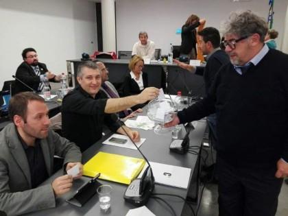 IL GRUPPO FORZA ITALIA BERLUSCONI ALL'ATTACCO SU BILANCIO,  CENTRO EVENTI, CAUSE LEGALI, CANTIERI DI LAVORO