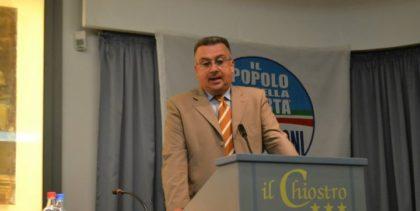 SUBITO AL LAVORO IL NUOVO COMITATO PROVINCIALE DI FORZA ITALIA