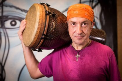 "L'EVENTO ""DRUM CIRCLE"" PER GLI ""AMICI DELL'ONCOLOGIA"""