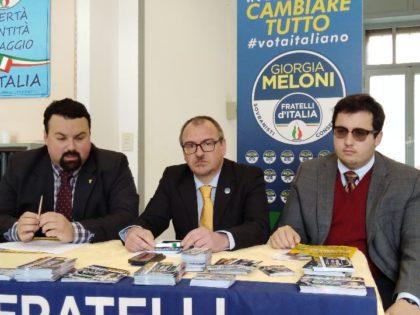 VERSO LE ELEZIONI COMUNALI 53: FRATELLI D'ITALIA