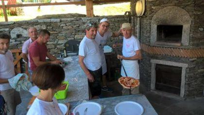 A CAVANDONE LA PIZZA DEL CUORE