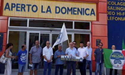 FRATELLI D'ITALIA: LA CRISI NON VA IN VACANZA