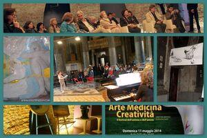 """IL FESTIVAL """"ARTE BENESSERE CREATIVITA'"""" AL MAGGIORE"""