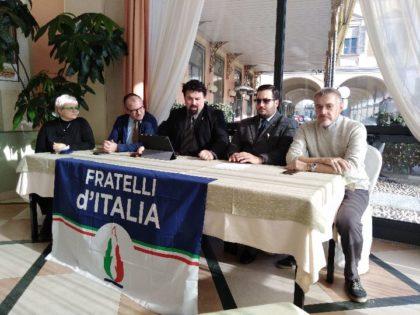 """NUOVO RESPONSABILE CITTADINO PER """"FRATELLI D'ITALIA"""""""