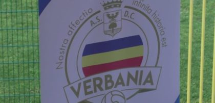 IL VERBANIA CALCIO SOSPENDE L'ATTIVITA' SPORTIVA